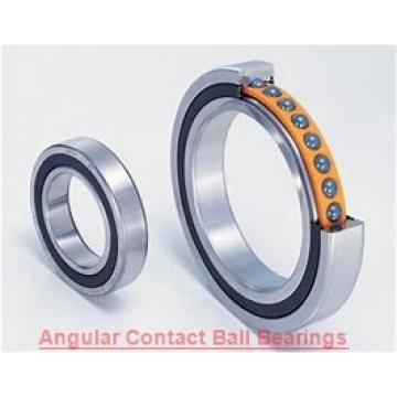 55 mm x 100 mm x 33,3 mm  FAG 3211-BD-2Z-TVH  Angular Contact Ball Bearings