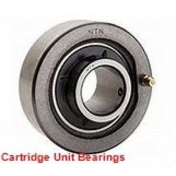 QM INDUSTRIES TAMC15K207SO  Cartridge Unit Bearings