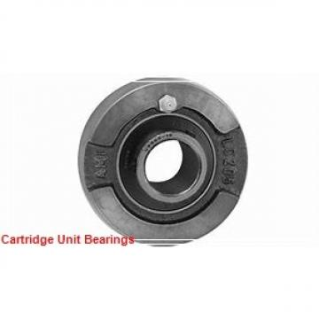 QM INDUSTRIES TAMC26K407SEO  Cartridge Unit Bearings