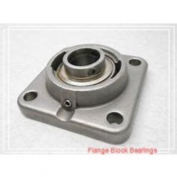 QM INDUSTRIES QAC11A055SEB  Flange Block Bearings