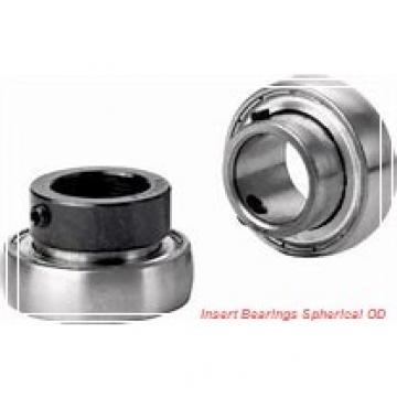 DODGE INS-SC-105-FF  Insert Bearings Spherical OD